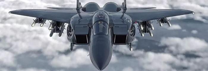 ВПС США замовили Boeing першу партію винищувачів F-15EX