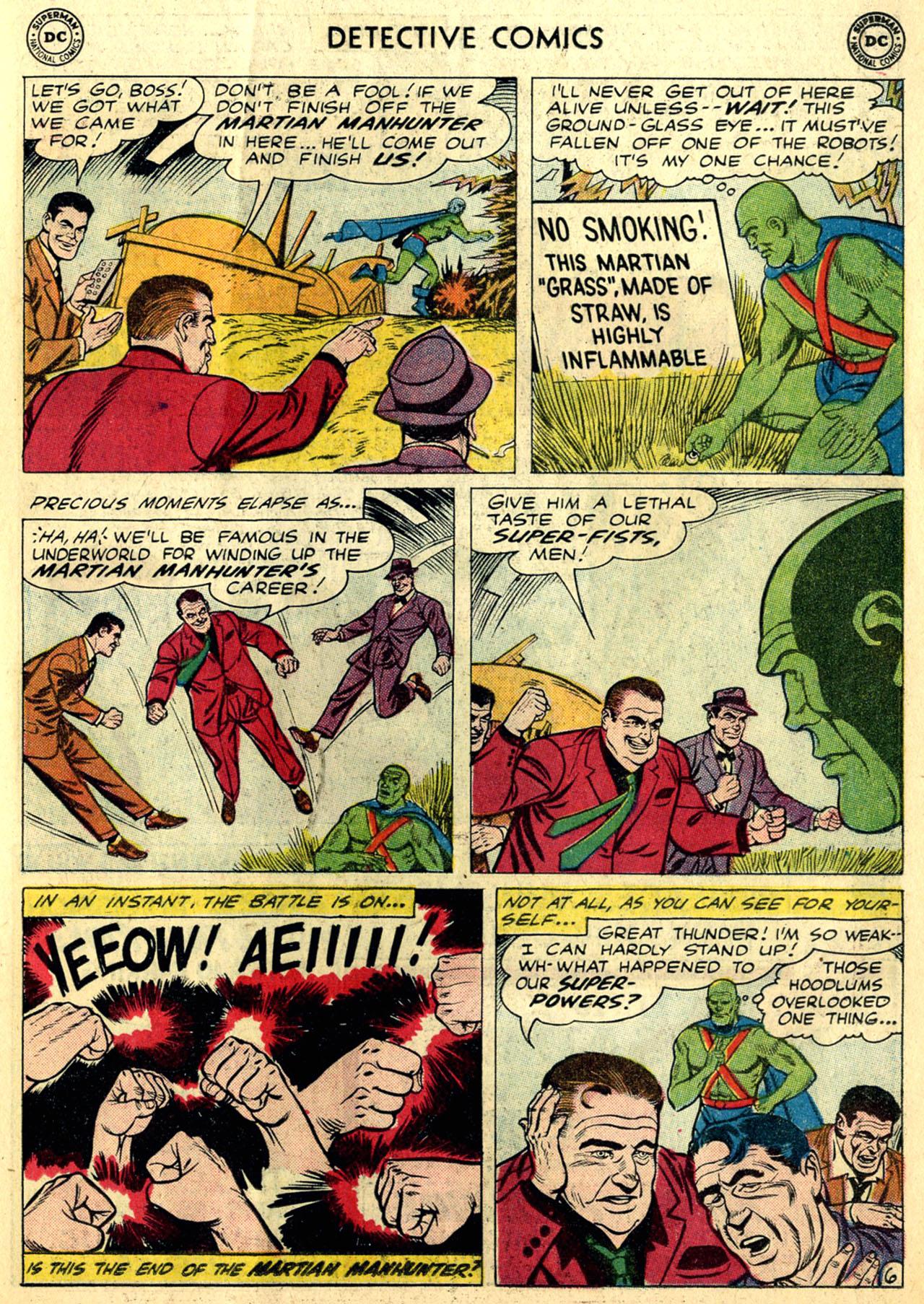 Detective Comics (1937) 281 Page 30