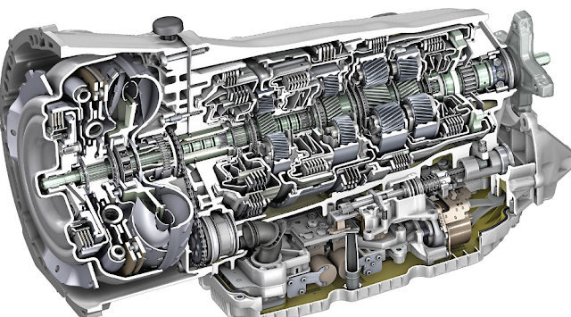 Mercedes-Benz to Debut New Nine-Speed Automatic Transmission