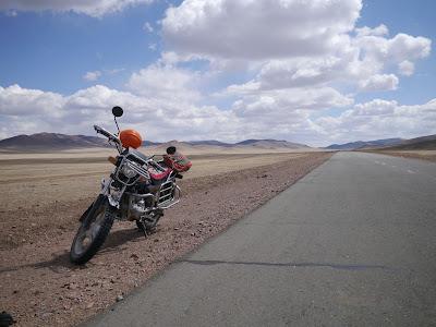 The ride from Tsetserleg to Tariat