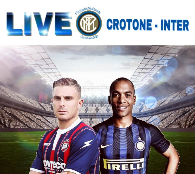 Crotone-Inter LIVE