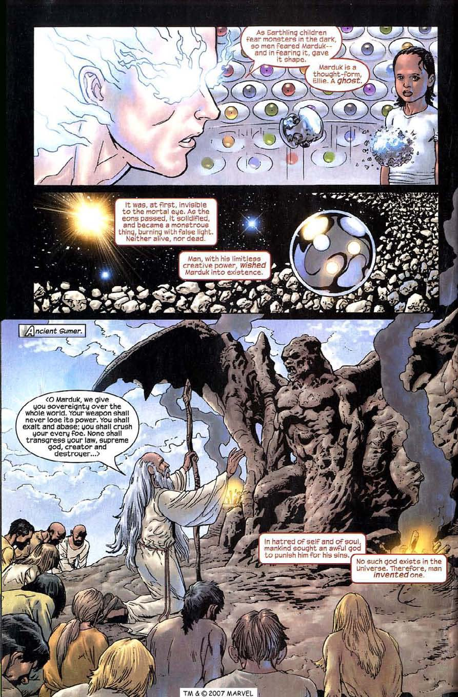 Read online Silver Surfer (2003) comic -  Issue #14 - 24