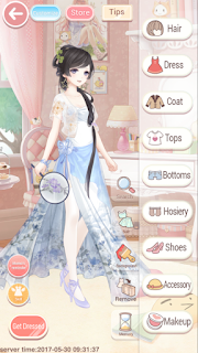 Chapter 8: Kota Bulan Yang Misterius Love Nikki Dress Up Queen 6