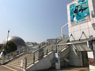 【親子旅遊】名古屋 | 名古屋水族館/南極觀察船/海洋博物館/展望台 (一票4玩法詳盡