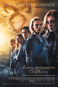 The Mortal Instruments: City of Bones Poster