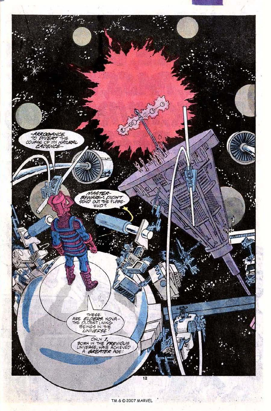 Read online Silver Surfer (1987) comic -  Issue #9 - 17