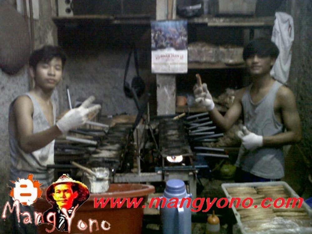 Dapur pembuatan Semprong
