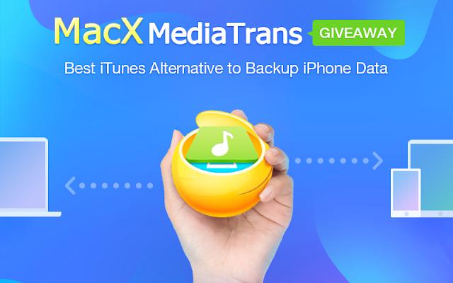 مراجعة برنامج MacX MediaTrans افضل بديل لبرنامج iTunes