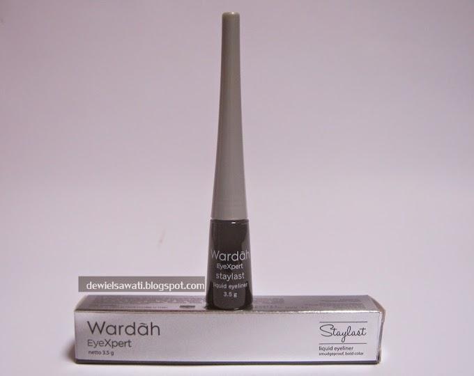 REVIEW Wardah EyeXpert Staylast Liquid Eyeliner