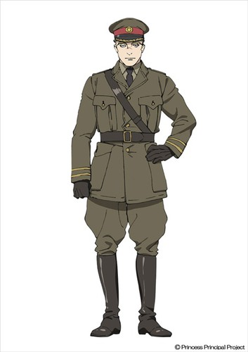 Takumi Yamazaki como El Coronel