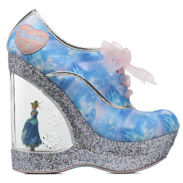 Irregular Choice Disney Cinderella call me cinders
