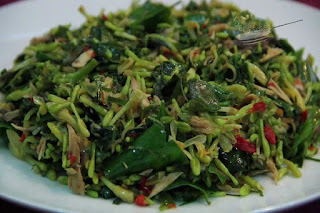 Sayur Daong Popaya Khas Sulawesi Utara