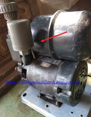 Cara Setting Pressure Switch Saklar Otomatis Pada Pompa Air Hobby Teknik Listrik