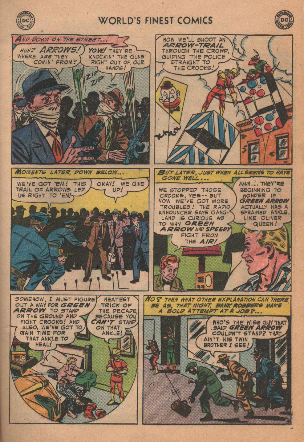 Read online World's Finest Comics comic -  Issue #72 - 21