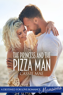 Heidi Reads... The Princess and the Pizza Man by Cassie Mae