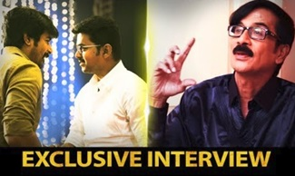 Sivakarthikeyan is slowly reaching Thalapathy Vijay | Actor Manobala Interview