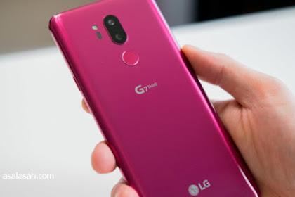 Lengkap! Review LG G7 ThinQ, Semakin Berkilau, Solid, dan cerdas