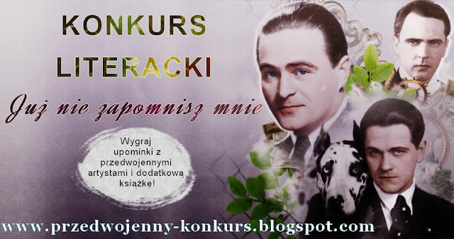 """#Konkurs literacki """"Już nie zapomnisz mnie"""".."""