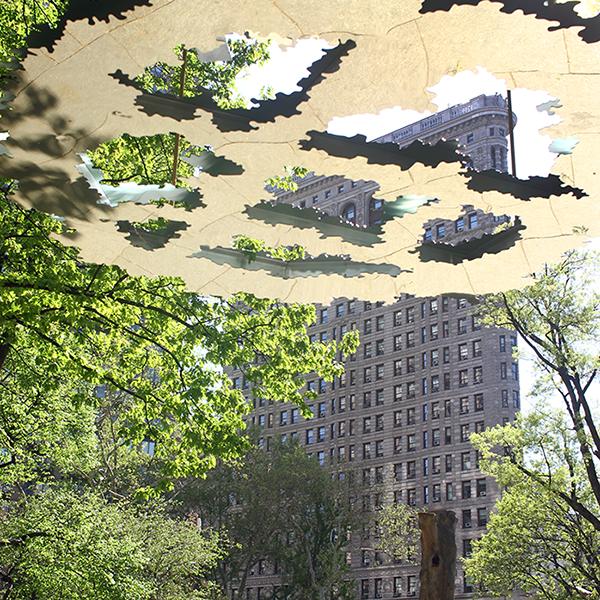 Public art in Madison Square Park