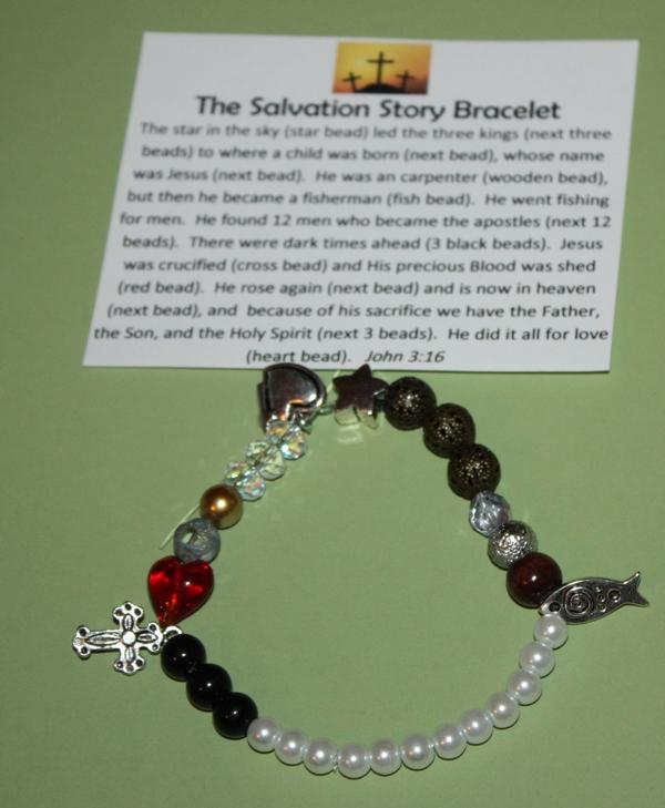 Salvation Story Bracelet