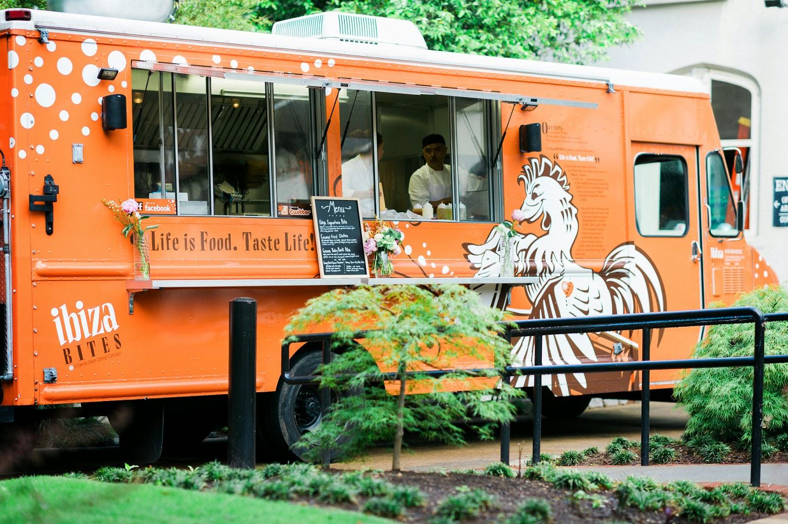 Food Truck Vendors In Atlanta