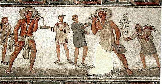 Esclavos, esclavitud, y Derecho romano