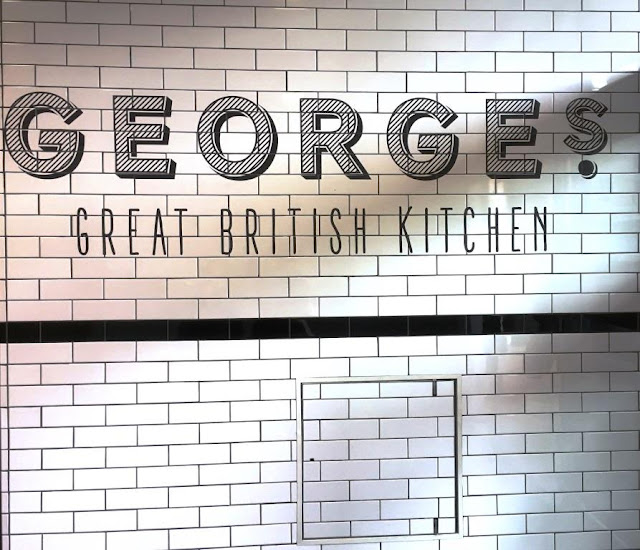 Georges Great British Kitchen intu Eldon square