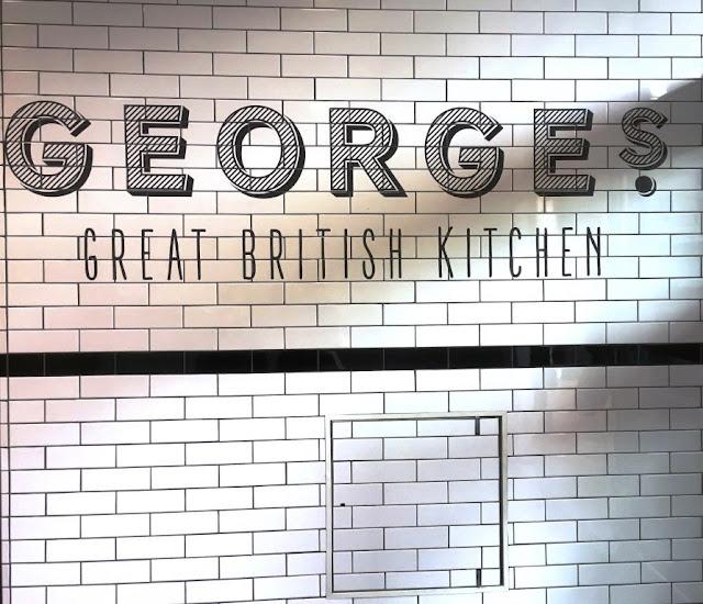 Georges Great British Kitchen intu Eldon square