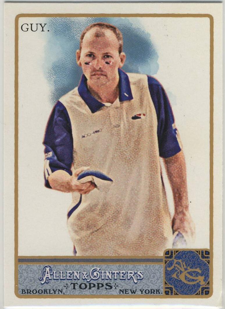 Baseball Card Blog 4 Hobby Packs 2011 Allen Amp Ginter S