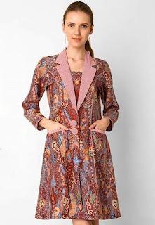 Gambar Model Kebaya Batik
