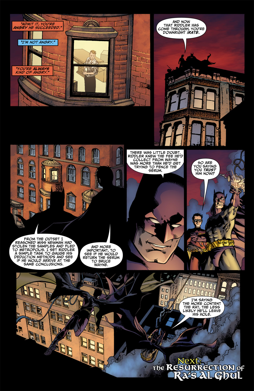 Detective Comics (1937) 837 Page 22