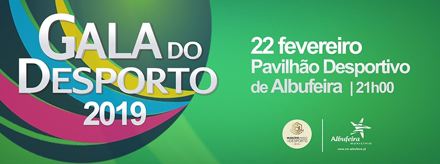 Gala do Desporto Albufeira 2019