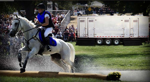 Portable Restroom Trailers - The Equestrian