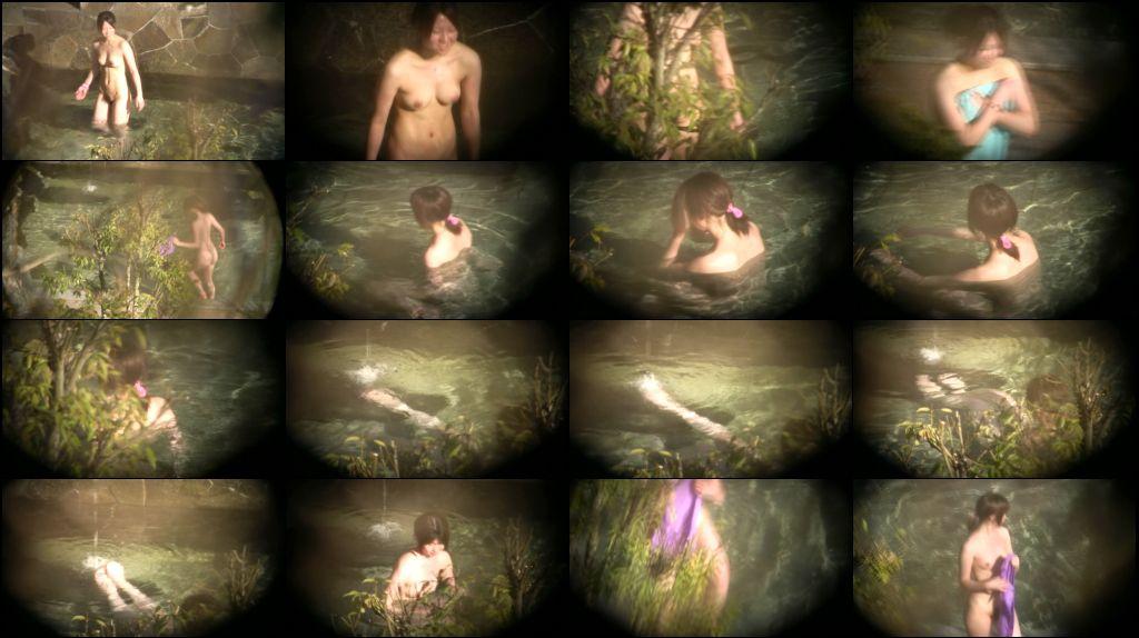 Aqua な露天風呂 Vol.698