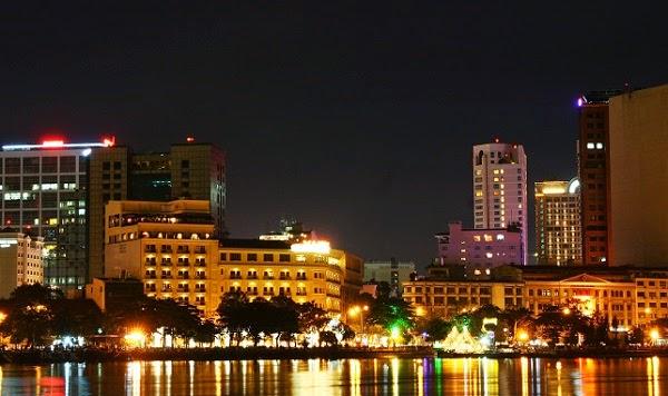 Vietnam Tour : Sai Gon River 6