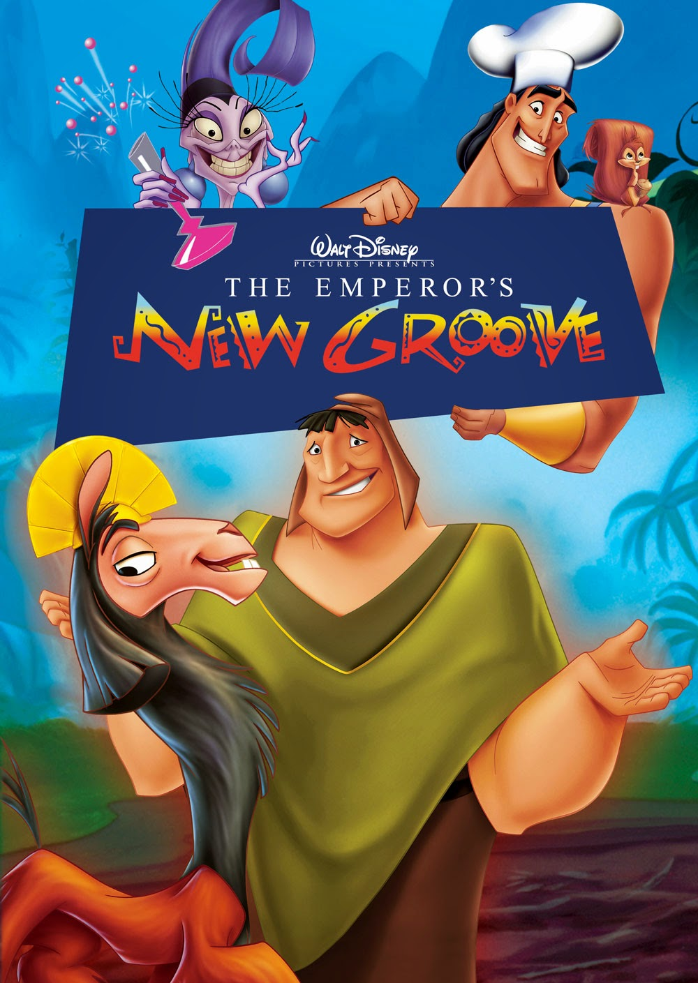 Watch The Emperor's New Groove (2000) Online For Free Full Movie English Stream