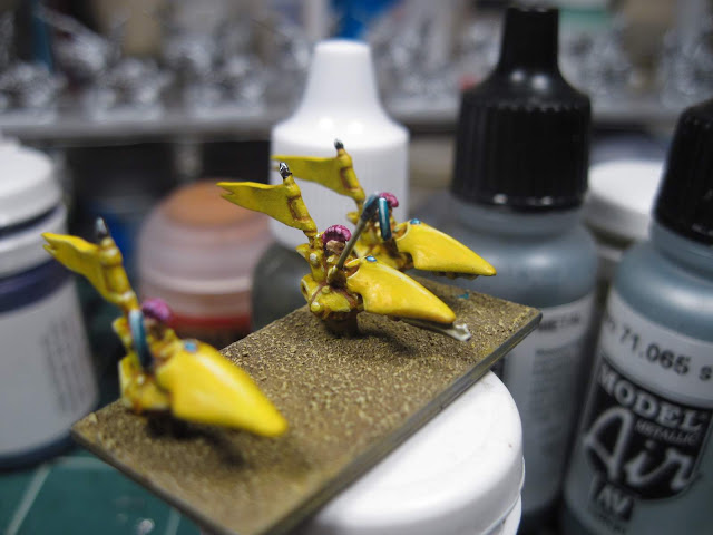 Epic Eldar Sunblitz Brotherhood Jetbikes (Wild Riders)
