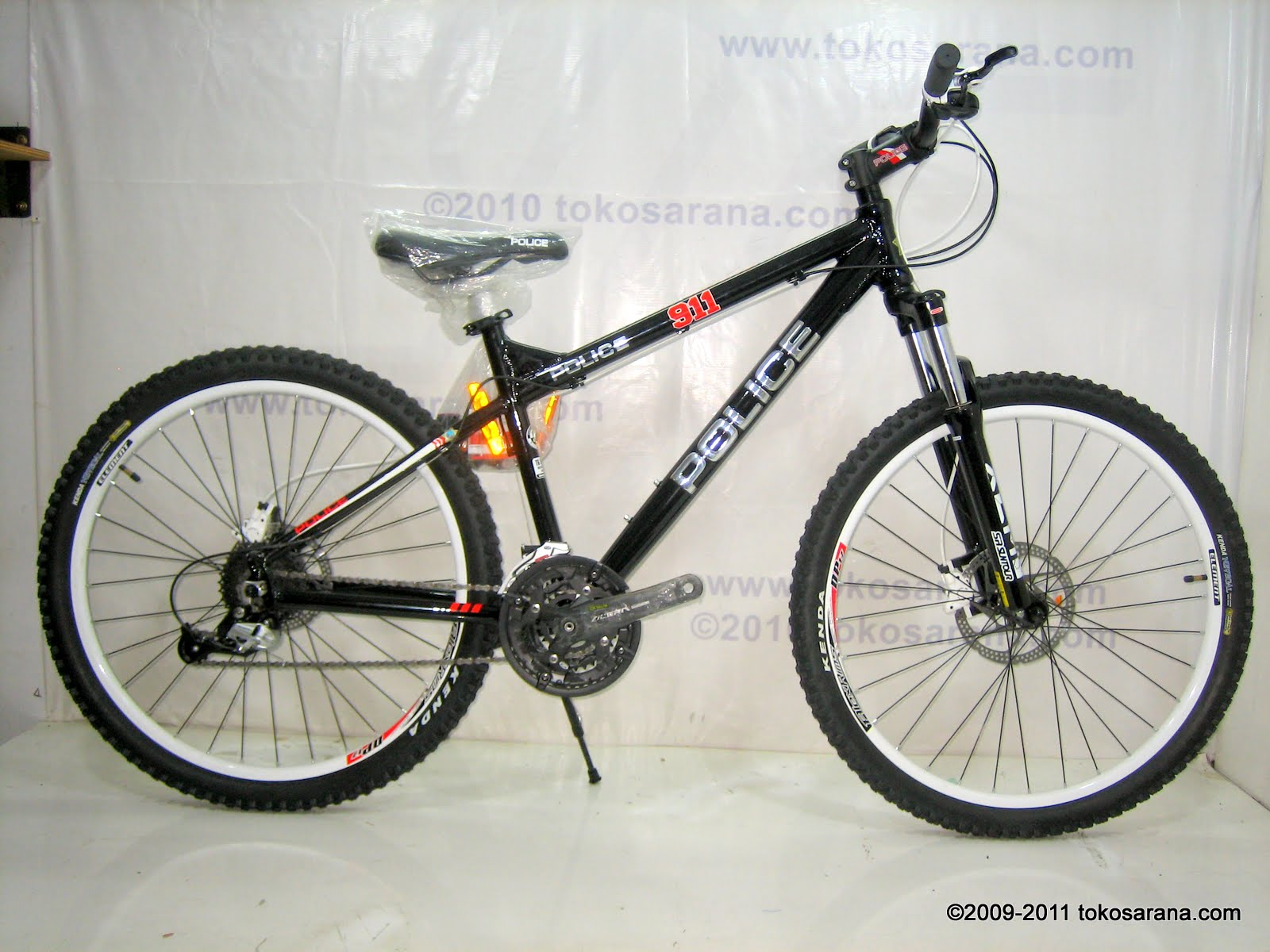 GOES BIKE: Sepeda Gunung ELEMENT POLICE 911 CALIFORNIA 26 Inci