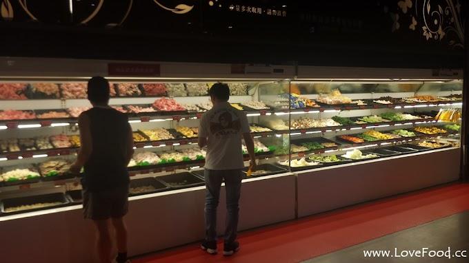 桃園平鎮【千葉火鍋-平鎮尊爵館】台灣人氣吃到飽餐廳-包山包海自助吧