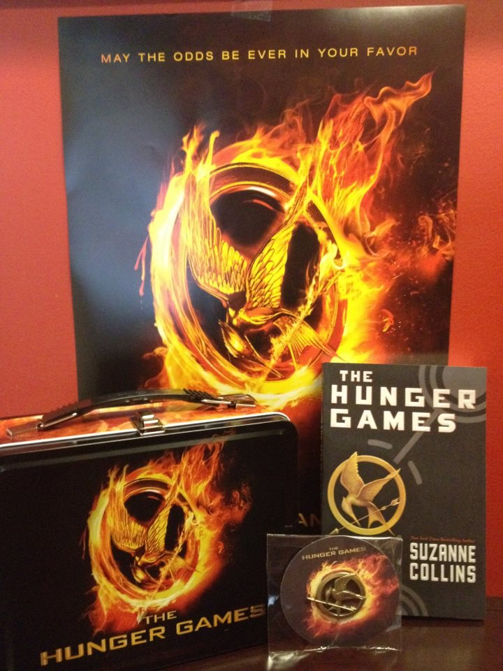 pack the hunger games - photo #4