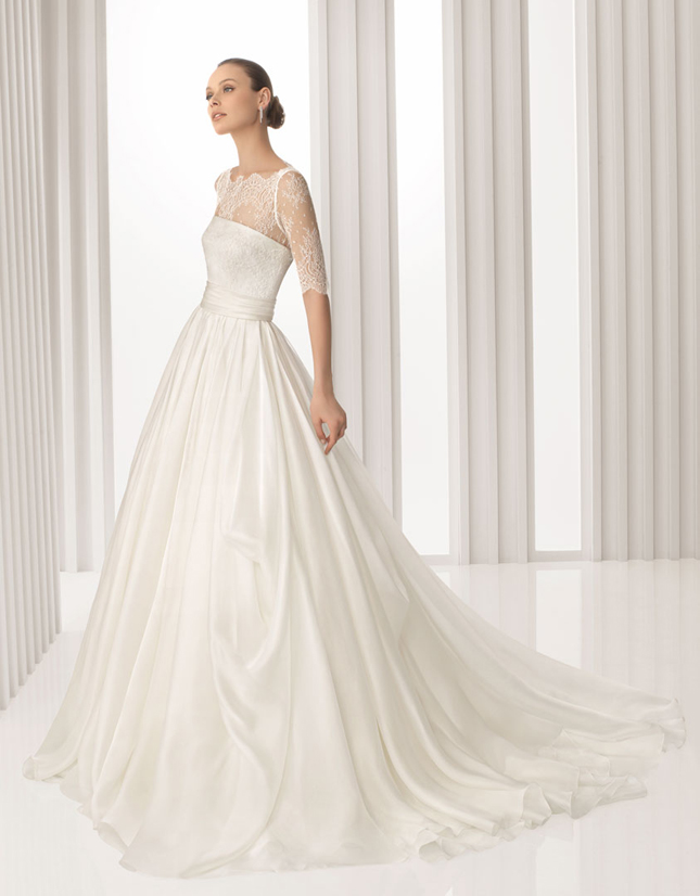 6fc3da19a That s why I have feature more Rosa Clara 2012 dresses on the following  articles. Check them out! Lace Back Wedding Dresses .