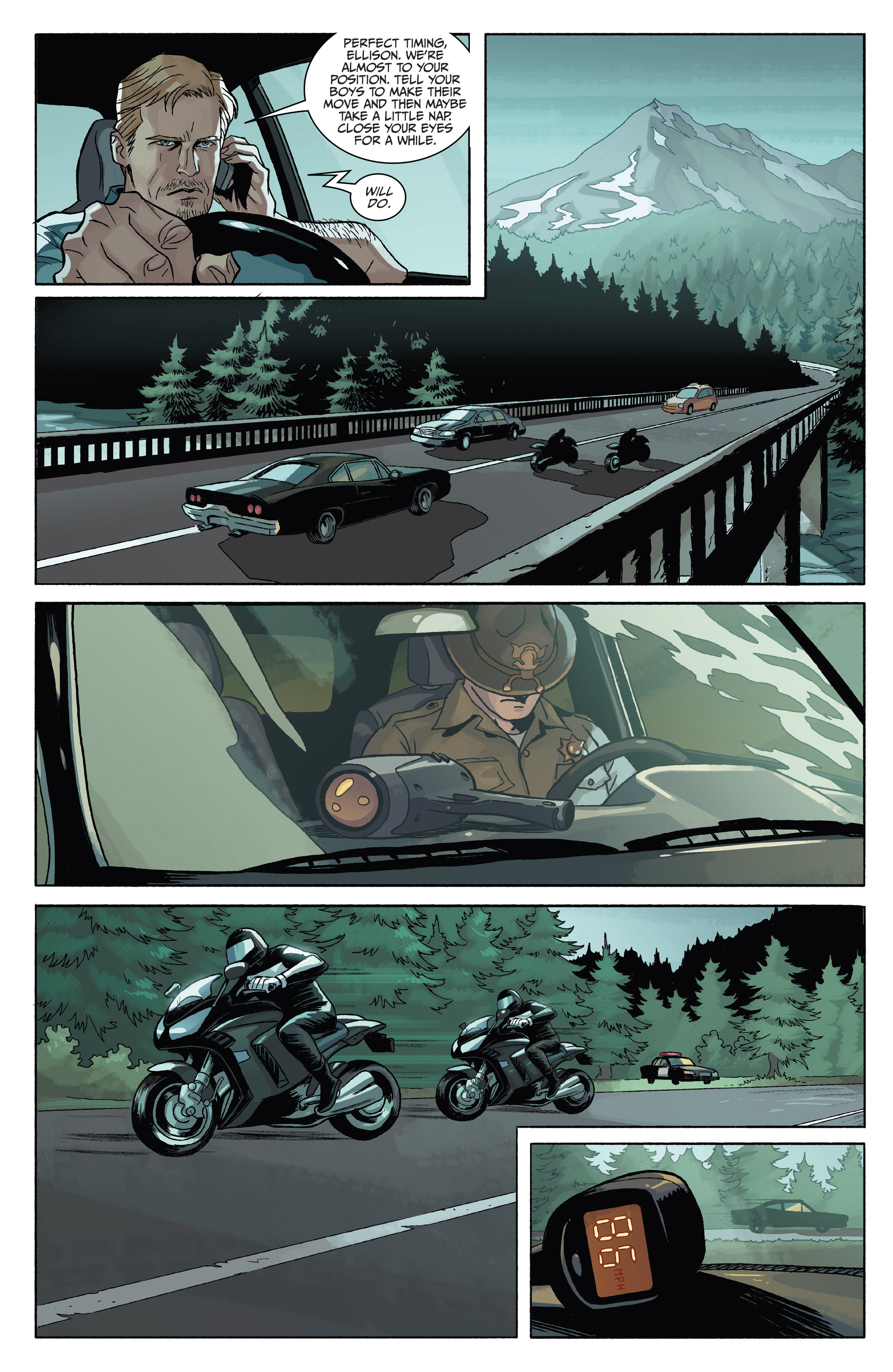 Read online Sons of Anarchy comic -  Issue #4 - 20