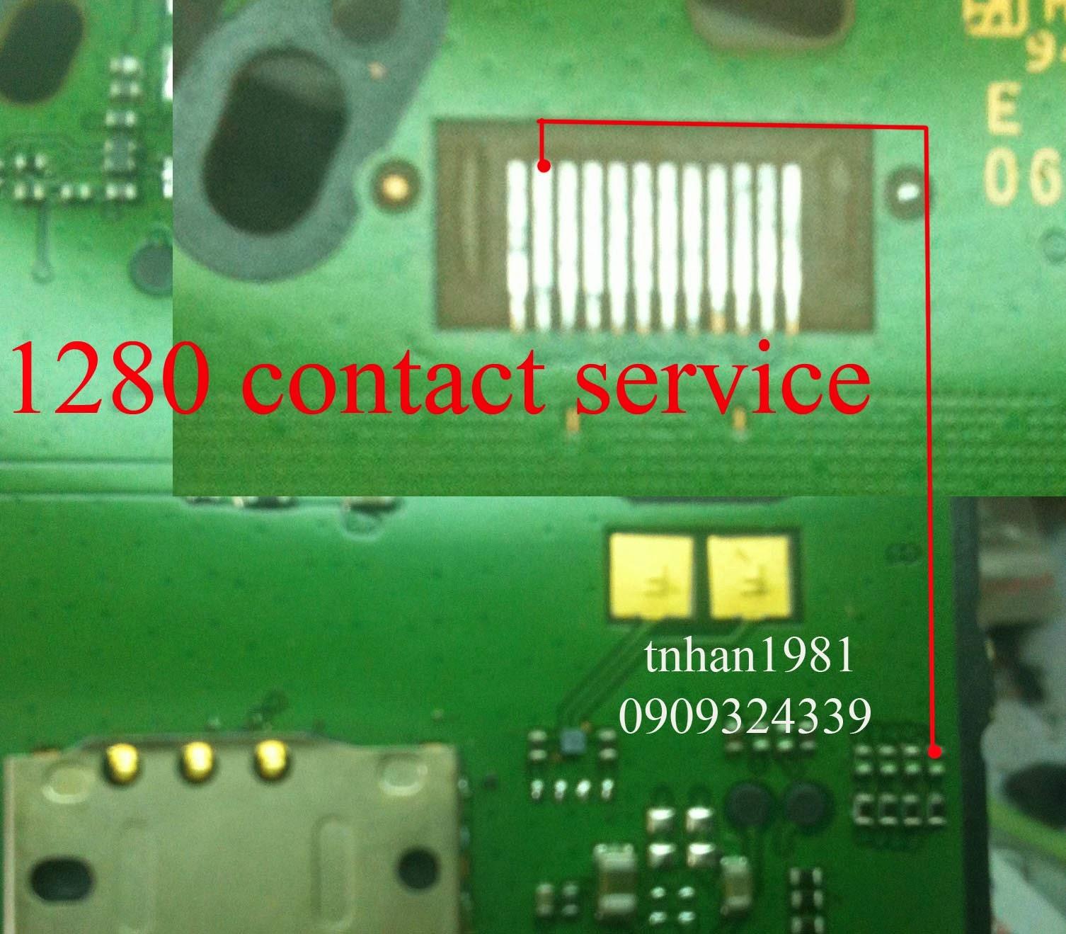 Sửa Chữa điện Thoại 1280 Contact Service