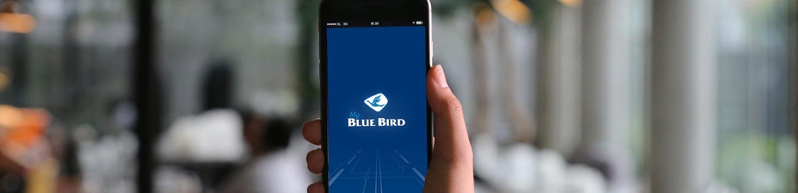 Blue Bird, Sekarang Semakin Mudah dan Memanjakan Penumpang
