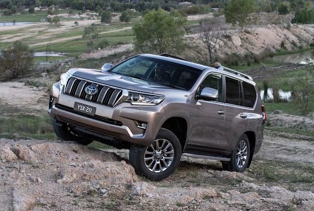 Toyota Land Cruiser Prado anh 11