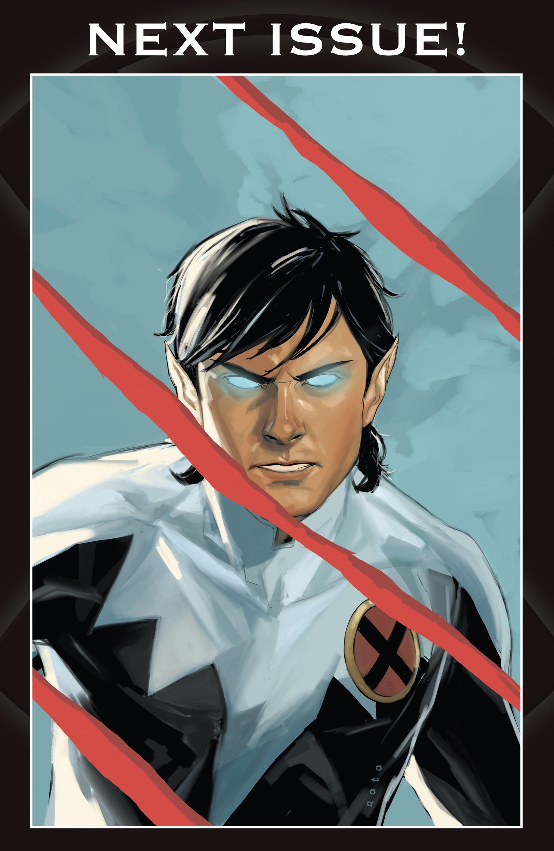 Read online Astonishing X-Men (2004) comic -  Issue #58 - 23