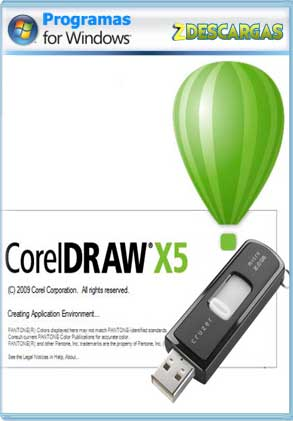 Corel Draw x5 [Portable] Full [Español] [MF-MEGA]