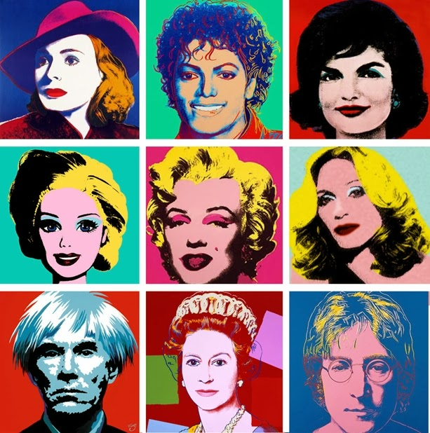 Blog Girls | Pop Art