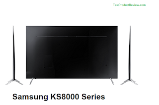 Samsung KS8000 Series Smart LED TVs