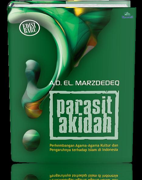 Membeli Buku Parasit Akidah di Bandung